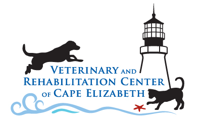 Veterinary and Rehabilitation Center of Cape Elizabeth Logo